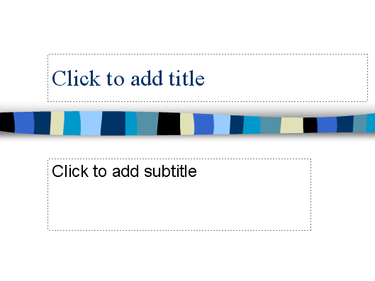 Dad's Tie Design Slides