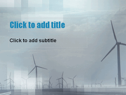 Windpower Design Slides