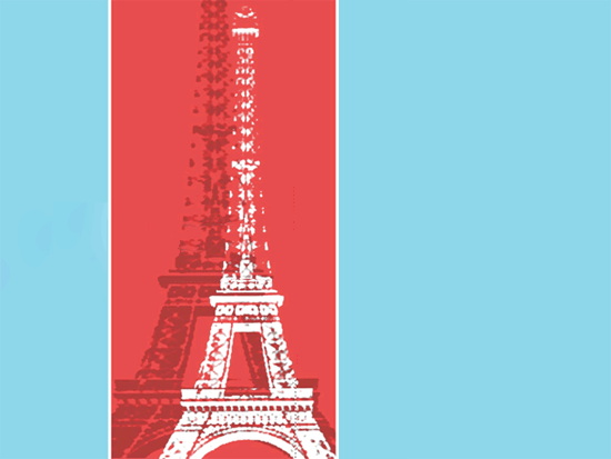 Parisian Hike Design Slides