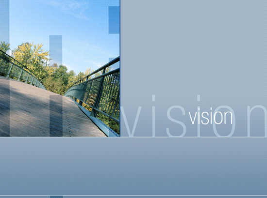 Business Vision Design Template