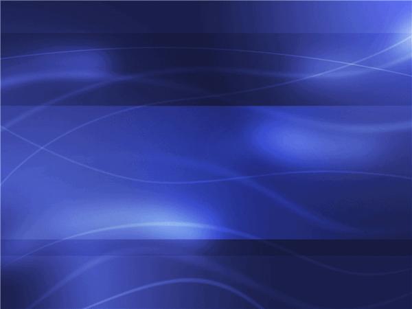 Download Blue waves design template