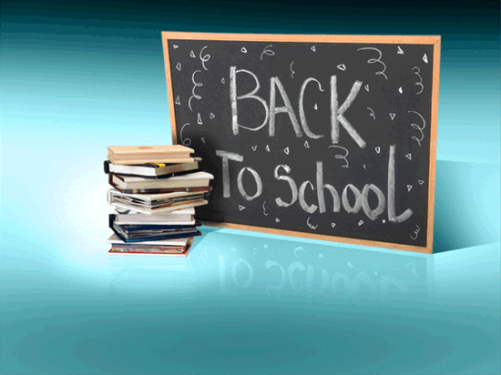 Download Back to school design template