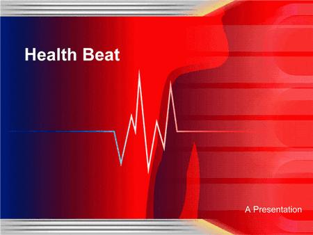 Download Health beat design template