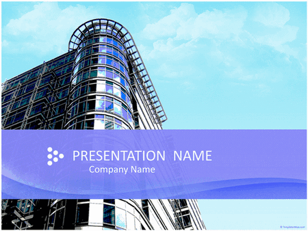 Skyscraper Business Presentation