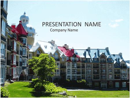 Mont-tremblant Travel Presentation