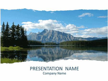 Two Jack Lake Travel Presentation