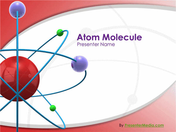 Download Atom molecule presentation