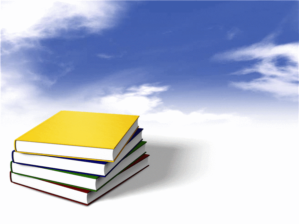 Book In Clouds Academic Presentation With Video