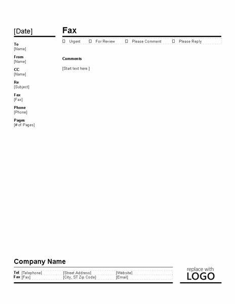 Business Fax Cover Sheet Template For Publisher 2013 Inside Fax – Business Fax Cover Sheet