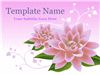 Buddhist Design Template