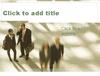 Taking Care Of Business Design Slides