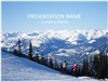 Whistler Ski Resort Travel Presentation