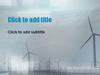 Windpower Design Slides