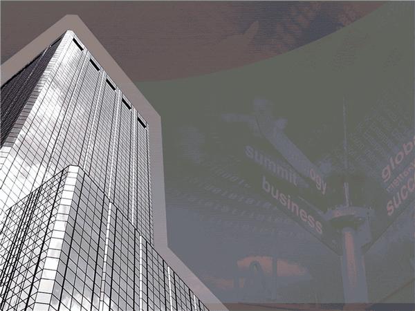 Big Business Design Slides Grayscale