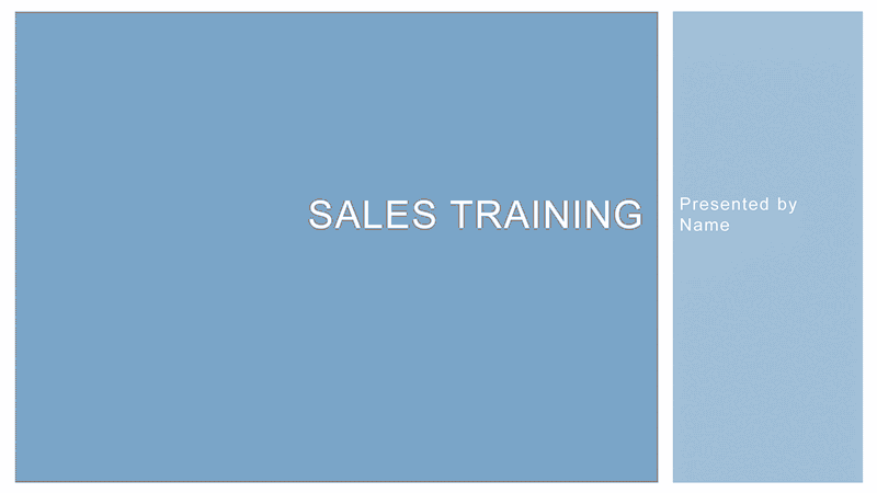 Download Business Sales Training Presentation for Microsoft Office ...
